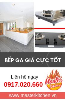 Banner Bếp ga - Thiết bị nhà bếp Master Kitchen