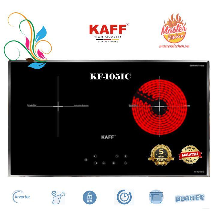 Kaff Bep Dien Tu Ket Hop Kf Fl105ic