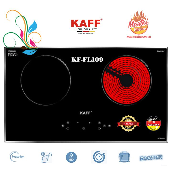 Kaff Bep Dien Tu Ket Hop Kf Fl109