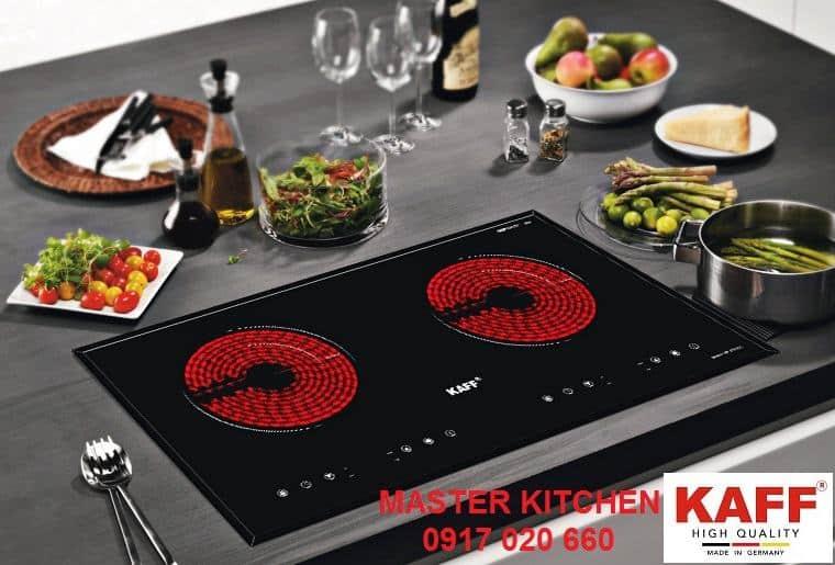 Bếp điện từ (hồng ngoại) kết hơp KAFF - KF073CC