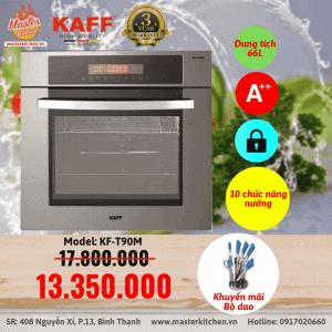 Lò nướng Kaff KF-T90M